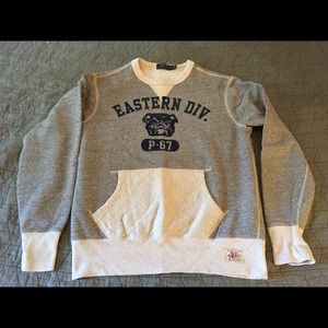 Polo Ralph Lauren Bulldog Sweatshirt Medium